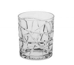 Sklenička whisky Galaxis 320 ml 6 ks