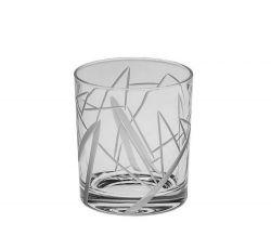 Sklenička whisky Twigs 320 ml 6 ks