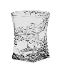 Sklenička whisky Samurai 240 ml 6 ks