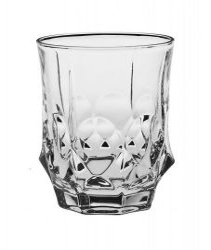 Sklenička whisky Soho 280 ml 6 ks